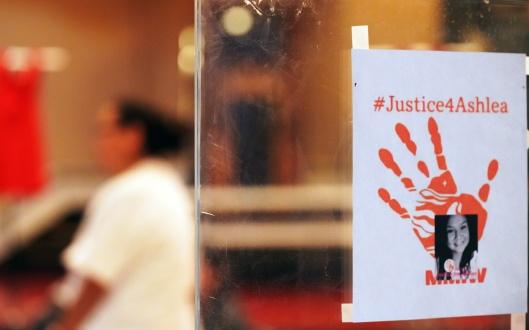 justice4ashlea